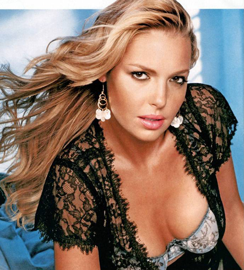 Katherine Heigl Hairstyles Pictures