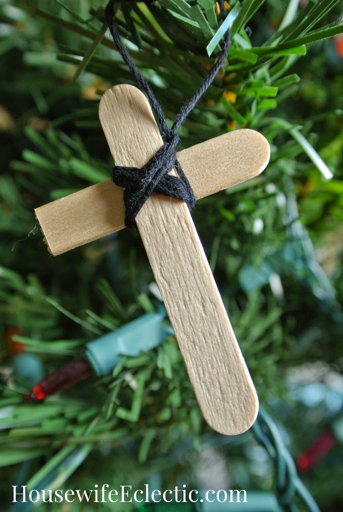 ... Eclectic: A Christ-Centered Christmas Craft Advent for Young Children