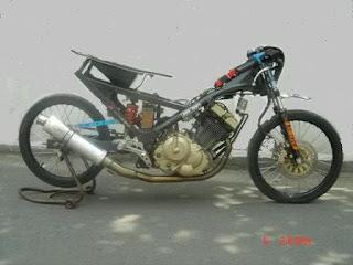 buat teman-teman suka Modifikasi motor Drag ne contoh model motor  title=