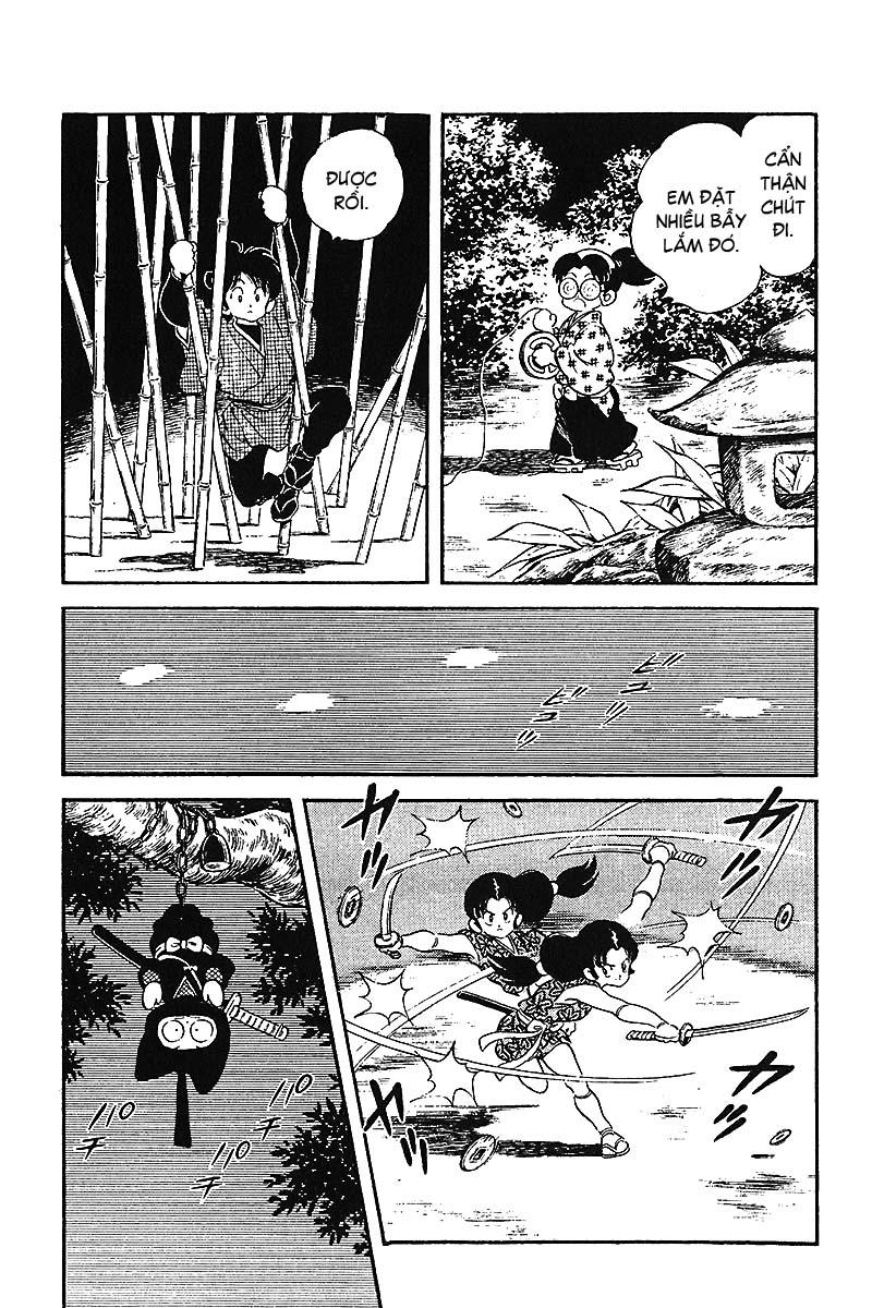 Nijiiro Togarashi - Ớt Bảy Màu chap 13 - Trang 15