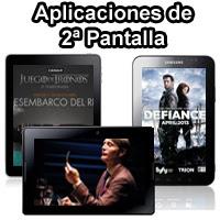 Aplicaciones móviles de Hannibal, Defiance y Juego de Tronos