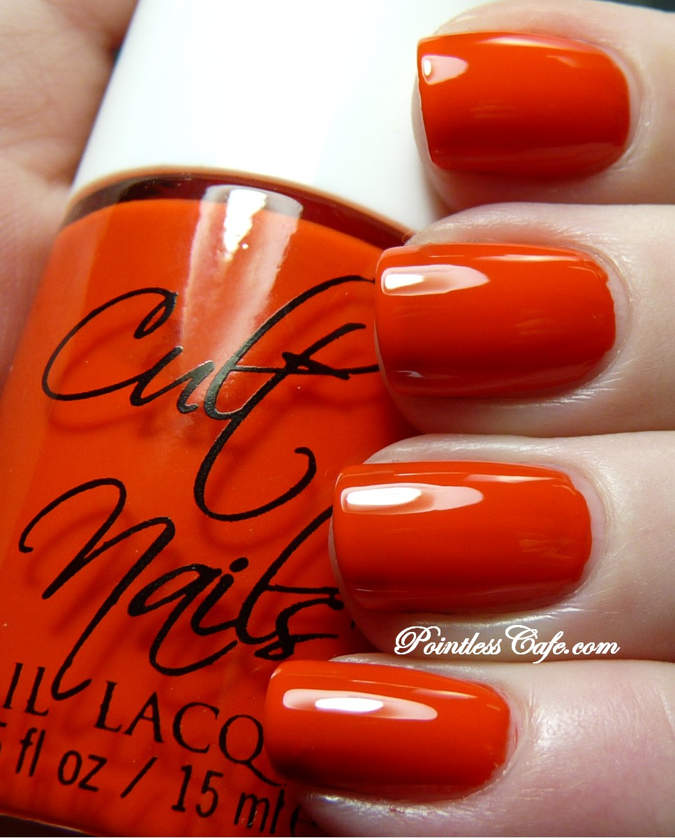 Cult Nails Annalicious Nail Lacquer Review, Photos, Swatches