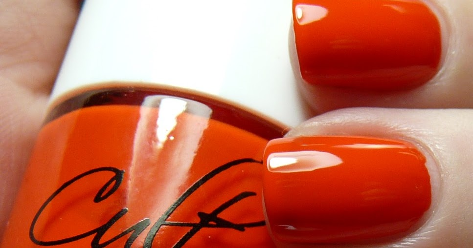 Cult Nails Ay Poppy and Kiss My Rose Bush - Swatches and