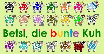 Eine Kuh macht Muh...