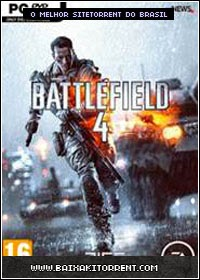 Capa Baixar Battlefield 4 PC 2013   Torrent Baixaki Download