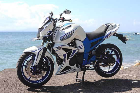 Variasi / Modifikasi Yamaha Byson Super Kren [FOTO] title=