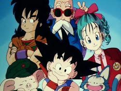 El tierno Goku