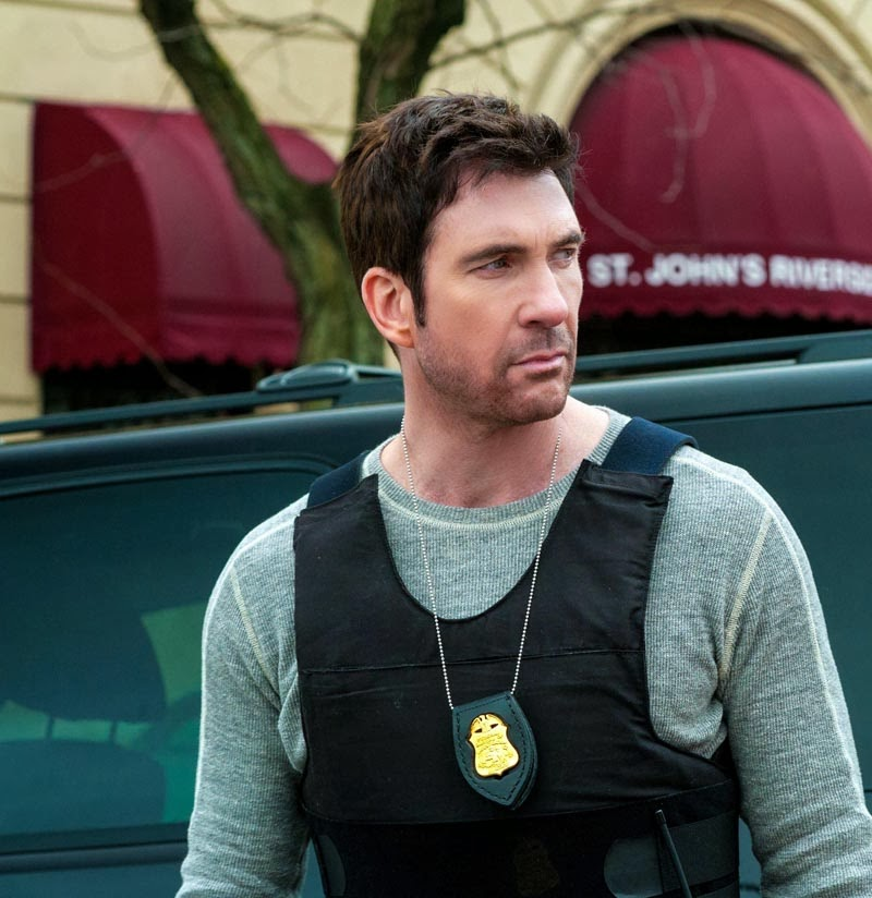 Hostages: Dylan McDermott as Duncan Carlisle. Channel 4