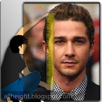 Shia LaBeouf Height - How Tall