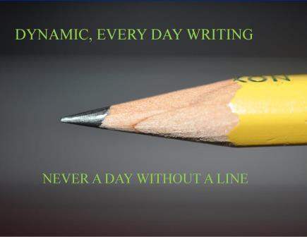 Dynamic, Every Day Writing