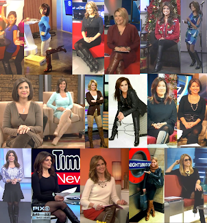 VISIT THE BOOTED NEWSWOMAN HALL OF FAME