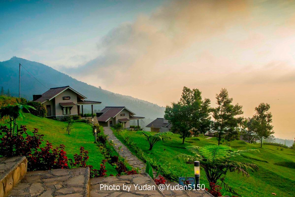 Sunrise Pondok Kopi by @yudan5051