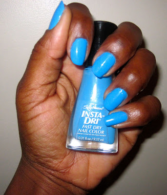 Manicure Mondays – Blue You