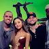 Ouço novo trecho de 'Don't Be Gone Too Long', parceria entre Chris Brown e Ariana Grande