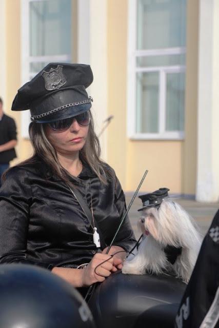 Скутер дей 2013 Воранава