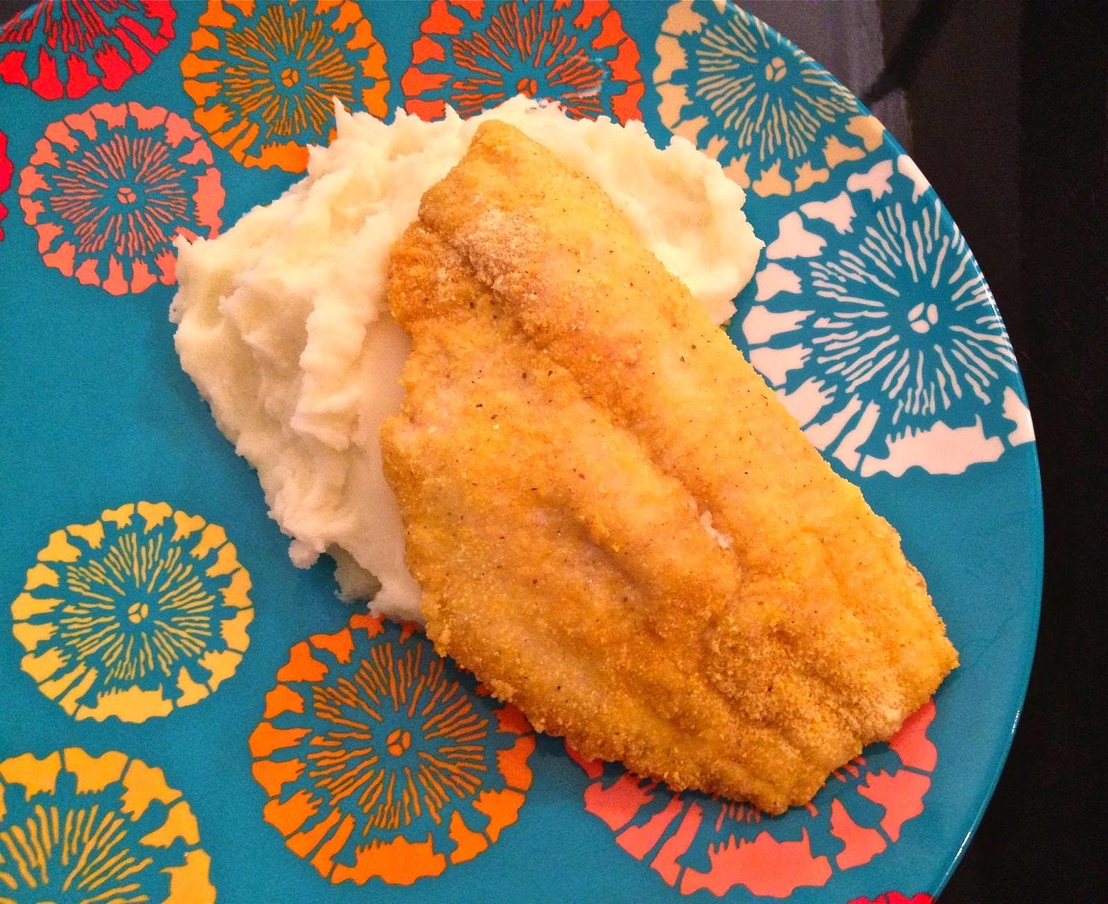 Kusina Master Recipes: Cornmeal-Crusted Catfish