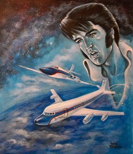Salviamo gli aerei di Elvis