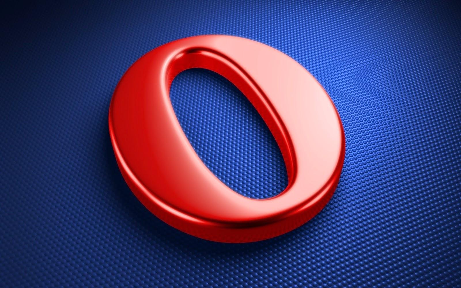 Berselancar dengan Opera Browser