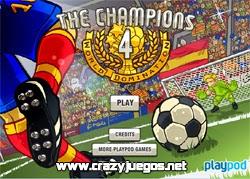 Jugar The Champions 4