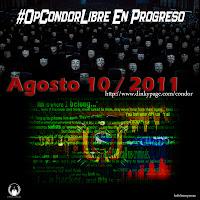 #opcondorlibre en progreso