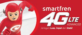 Smartfren 4G LTE Daftar Harga Paket Terbaru