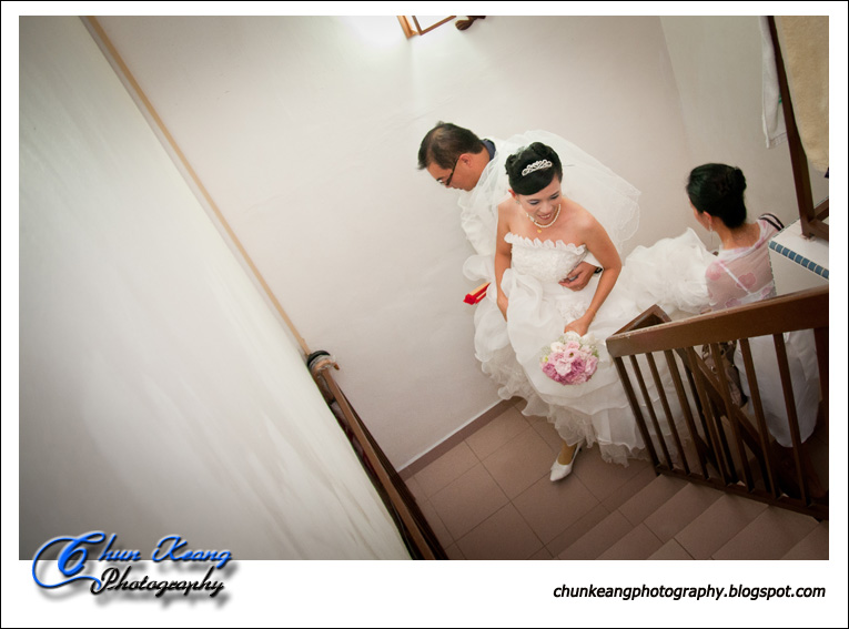Thanks to Bee Yin for her great support as she booked my wedding photography