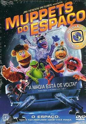 Filme Poster Muppets do Espaço DVDRip XviD & RMVB Dublado