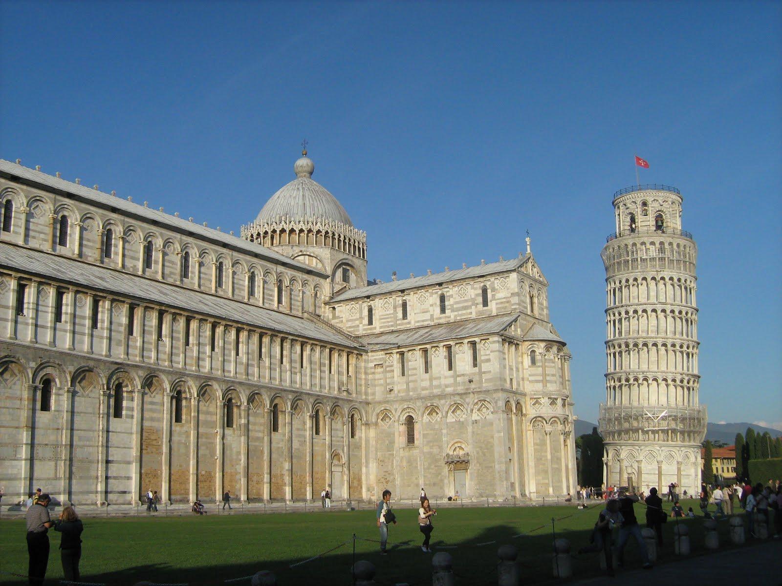 Pisa, Ottobre 2008