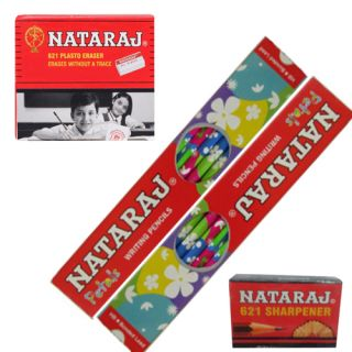 Paytm : Buy Natraj Pencils – Jumbo Pack  at Rs. 234 – 100 pencils( With 10 Erasers & 10 Sharpeners Free)