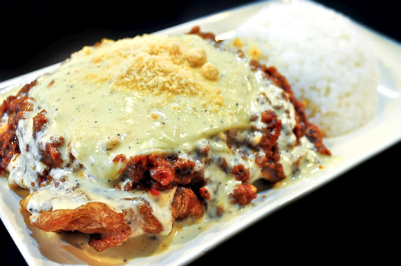 Foodie from the Metro - Chubby Chicken Katipunan Parmigiana