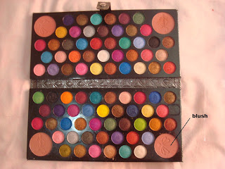 paleta sombra 3d jasmyne