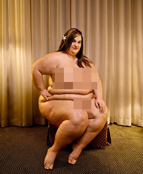 ню фото жирных