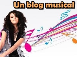 My blog is music