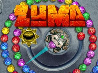 لعبة زوما الجديدة 2013 ادخل وتخطى المستويات اون لاين