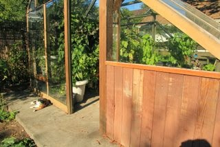Sustainable Greenhouse Construction