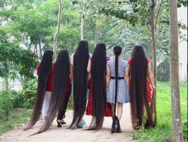 Cara Membuat Rambut Tumbuh Panjang Lebih Cepat