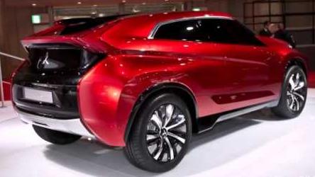 Mitsubishi Concept XR-Phev Price UK