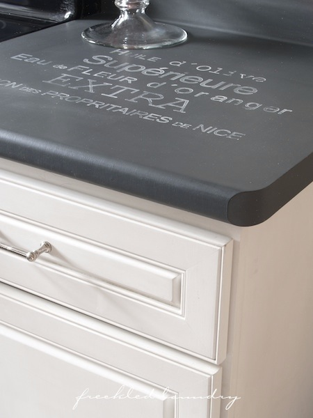 Chalk Paint Counter Top Q A And Tour