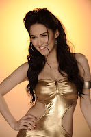 Marian Rivera Glamorous and Sexy in Gold