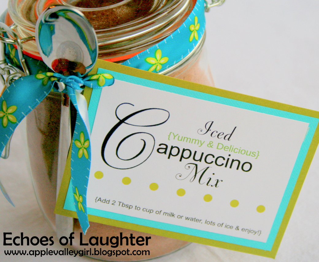 Iced Cappuccino Mix - Echoes of Laughter