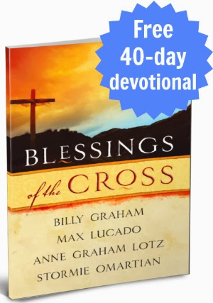 blessings of the cross book cover