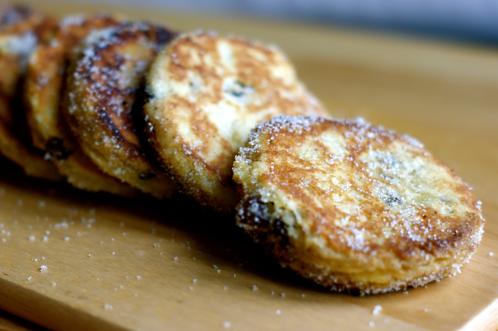 Gluten Free Dairy Free Welsh Cakes