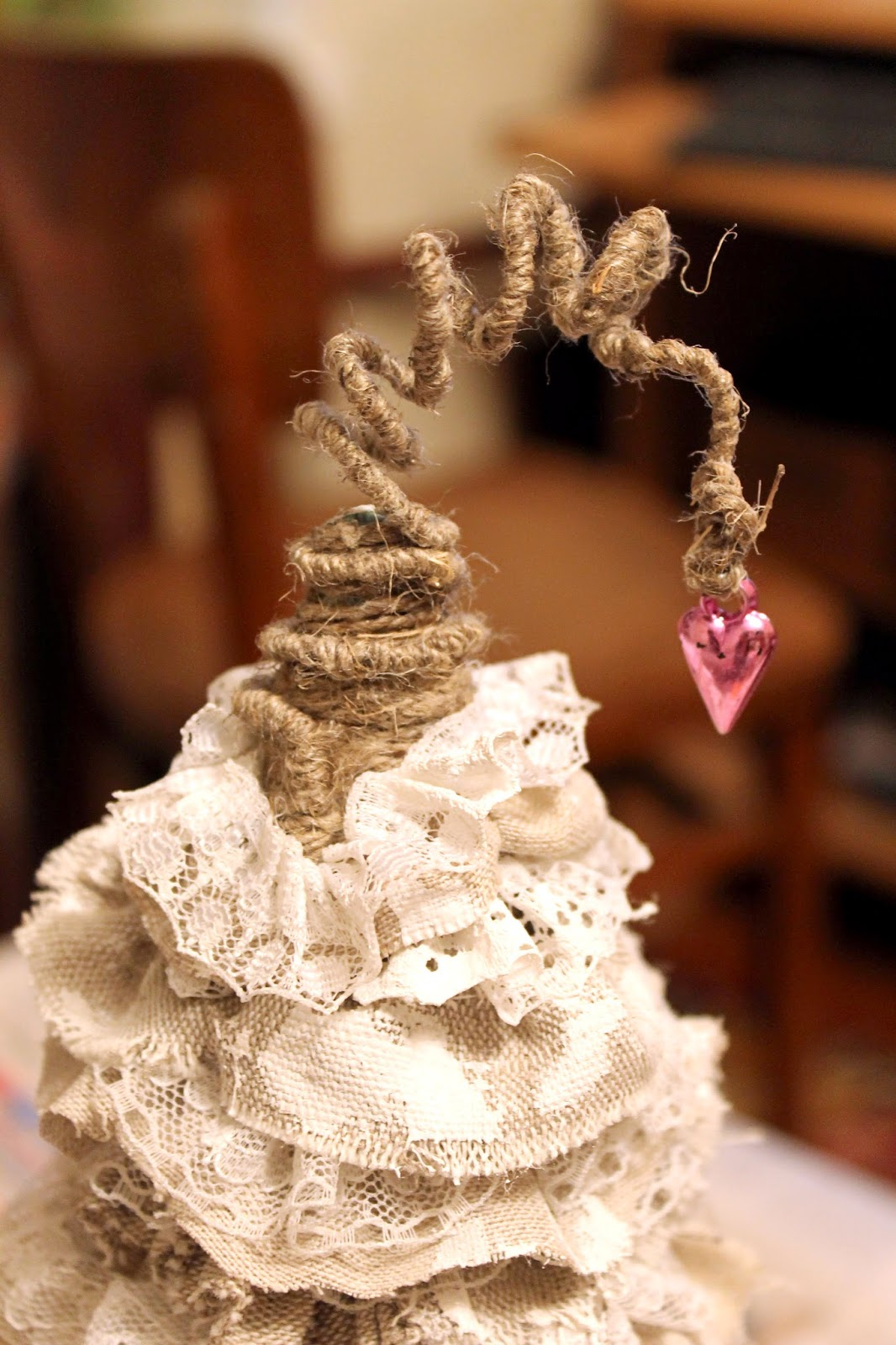 Елочка своими руками, новогодняя елочка, как сделать елочку, из ниток, новый год, новогодний подарок, мастер-класс, подарок на новый год