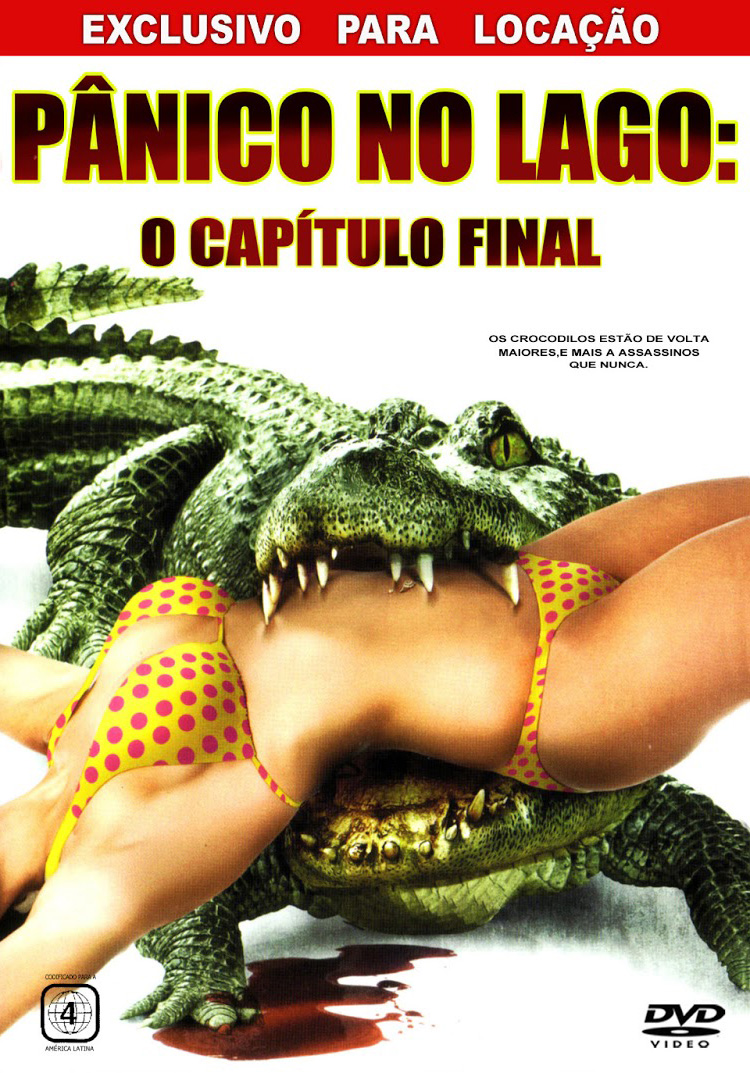 Download Filme Pânico No Lago: O Capitulo Final - Dual Audio - Torrent
