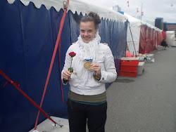 8. Copenhagen Marathon 23.5.2010 :-)