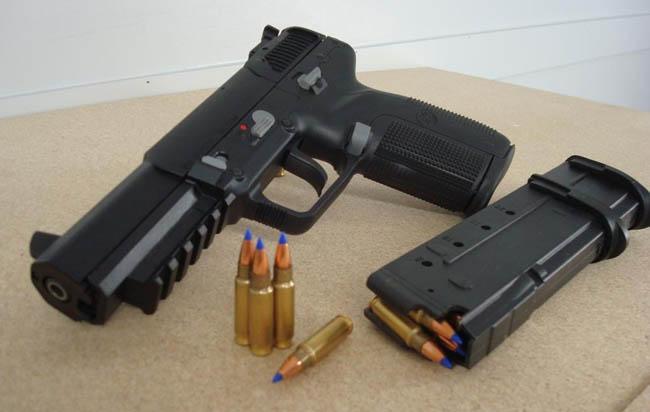 Todogun pistola fn five seven - Pistola para lacar ...