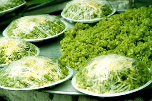 Green Sticky Rice - Autumn Special Gift (Cốm)1