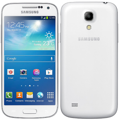 Samsung Galaxy S4 Mini Display