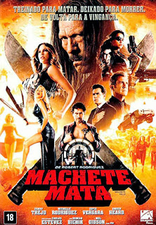 Machete Mata - BDRip Dual Áudio