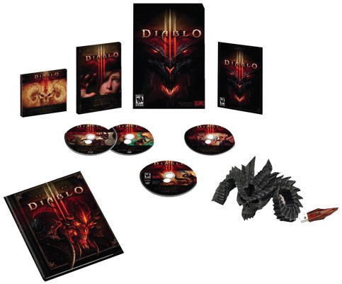 diablo 3 preorder free download collector's edition may 15 2012
